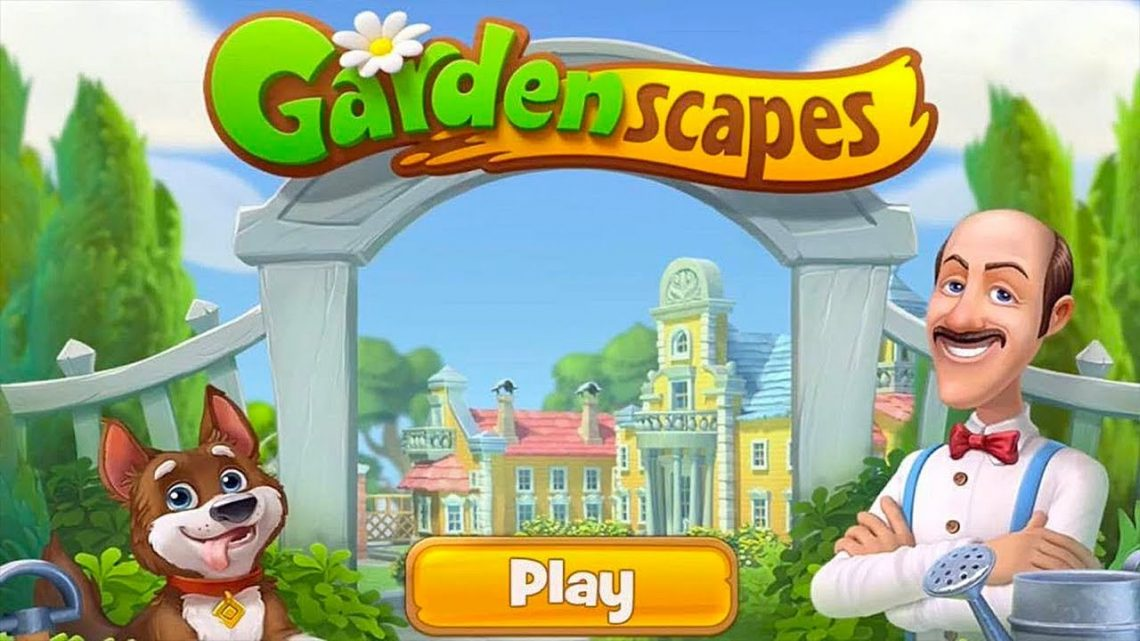 Gardenscapes Super Powerful Hack UP Professional Games