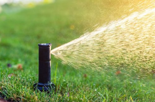 Critical Lawn Sprinkler Systems Smartphone Apps