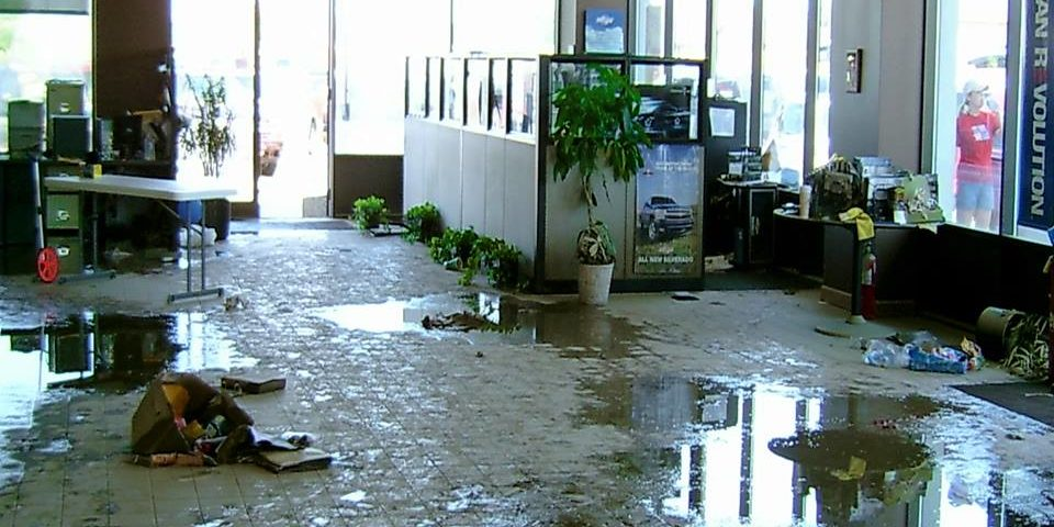 Is water damage restoration by professional a wise choice for your place?