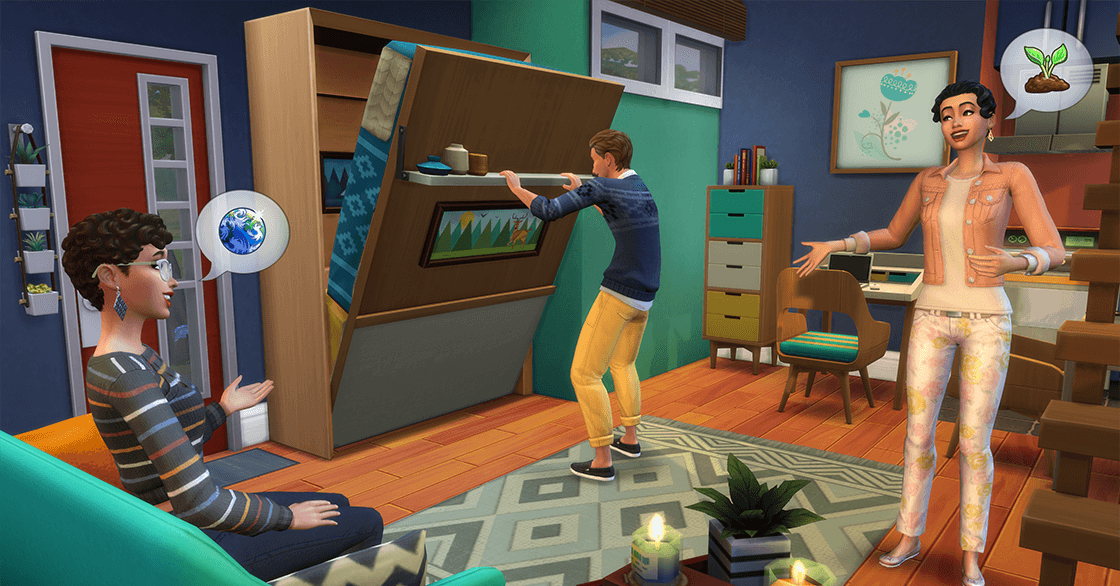 Sims 4 development loads to broaden video game